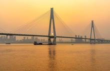 Wuhan Erqi Yangtze River Bridg...