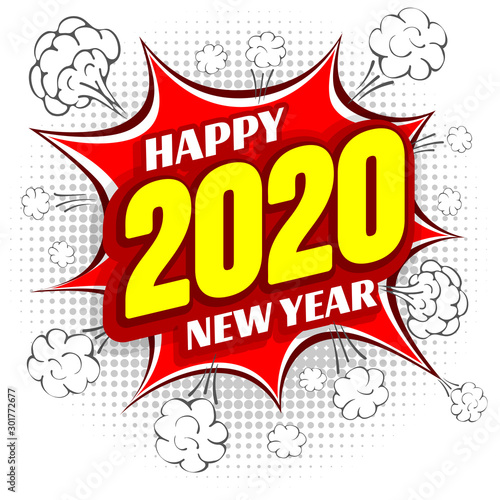Happy New 2020 Year