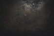 canvas print picture - Metal dirty background