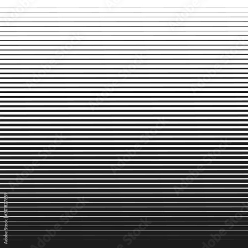 Fototapety, obrazy: Abstract linear background. Vector illustration.