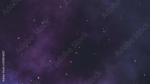 abstract space background - 301876657