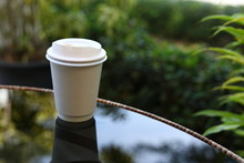 Take Away Cup For Hot Coffee D...