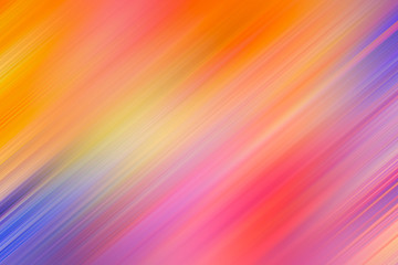 Diagonal Multi Color Gradient Background. Abstract background with vibrant diagonal stripes. Concept graphic of colorful light in dynamic motion. Mix Color Mirror Rays. Light abstract gradient motion