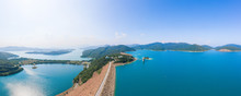 Panorama Dam Of High Island Re...