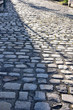 石畳の歩道
