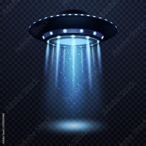 Fotografie, Obraz UFO