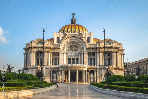 Fotografía  Palacio de Bellas Artes, Palace of Fine Arts, Mexico City