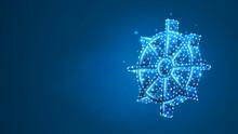 Dharma Wheel Of Fortune, Spiri...