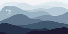 Horizontal Vector Illustration...