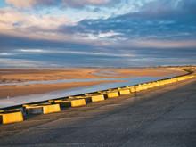 The Sands Of The Mersey Estuar...