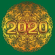 Happy New Year 2020 Figures Go...