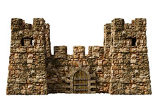 Realistic Medieval Fortress Ca...