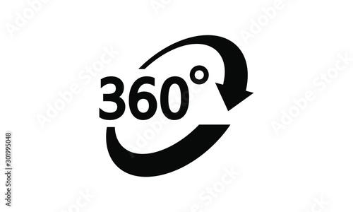 Papel de parede rotate 360 degrees icon