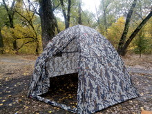 Tent Color Camouflage Tested I...