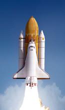 Rocket Liftoff. The Elements O...