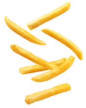 Falling French Fries, Potato F...