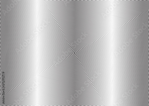 Photo Abstract halftone line background
