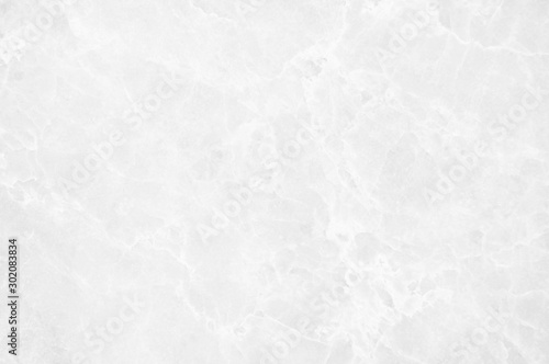 White or light grey marble stone background Canvas
