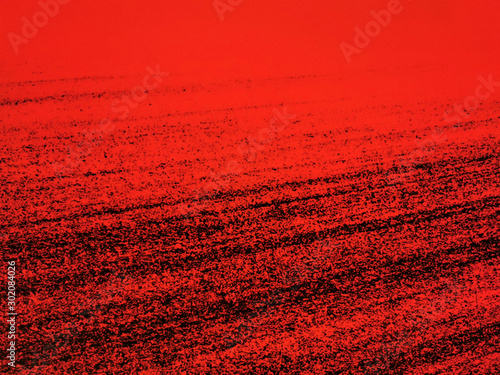 Foto auf AluDibond Rot Red abstract grunge background