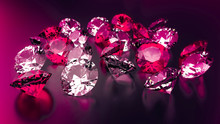 Diamond, Ruby, Crystal, Stone ...