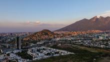 Cerro De La Silla (The Saddle)...