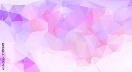 Plakaty fioletowe  light-purple-vector-polygon-abstract-backdrop-polygonal-with-gradient-texture-pattern-for-your-backgrounds