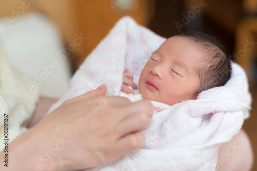 Valokuva 新生児