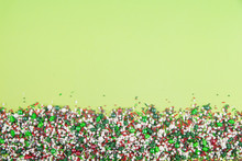 Colorful Christmas Sprinkles O...