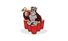 Logo Gorilla Beer