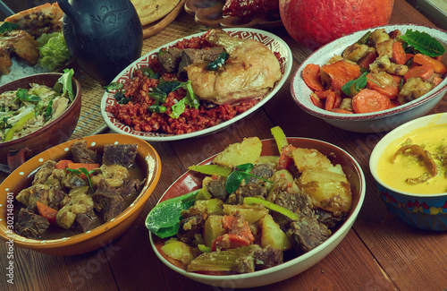 Photo Cameroonian cuisine