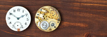 Time, Timing Concept, Vintage ...
