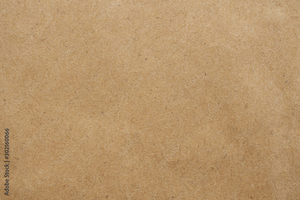 Fototapety, obrazy: Old brown eco recycled kraft paper texture cardboard background