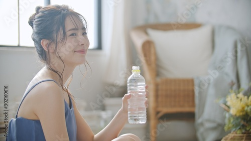 Fotografía 水・女性