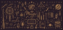 Witchcraft, Magic Background F...