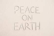 Peace On Earth Holiday Message...
