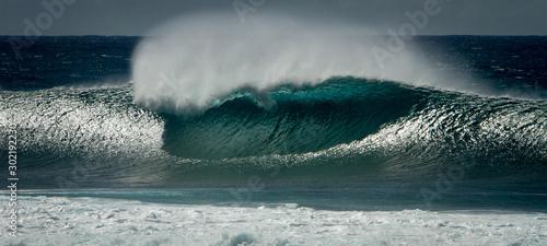 Photo Big wave