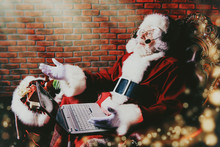 Christmas Working Mood