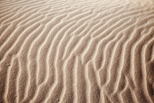 Sand And Wind Patterns