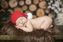 Christmas Newborn Baby Boy Gir...