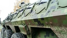 An Armored Transport And Comba...