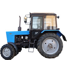 New Belarusian Tractor. Soviet...