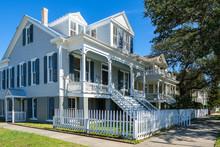 Galveston Historical Homes