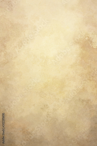 Canvas graduated  gold hand-painted backdrops Wallpaper Mural