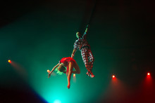 Performance Of Aerialists In T...