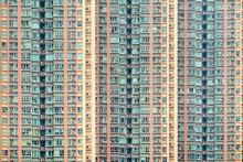 Apartment Block Towers In Tseu...