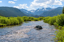 Big Thompson River - A Spring ...