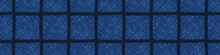 Dark Blue Denim Linen Vector B...
