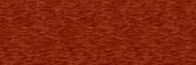 Dark Red Marl Melange Tweed Vector Border Pattern. Heathered Maroon Knitting Style. Warm Space Dyed Stitch Texture Fabric Textile Bordure Washi Tape. Wool Knit Effect Banner Trim. EPS 10