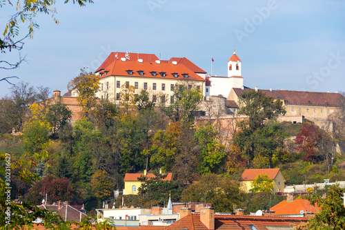 Spilberk Hrad, Brno, Czech Republic