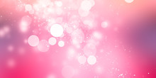 Pink Blur Abstract Background....